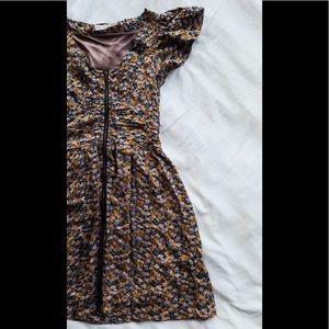 Boutique floral dress!